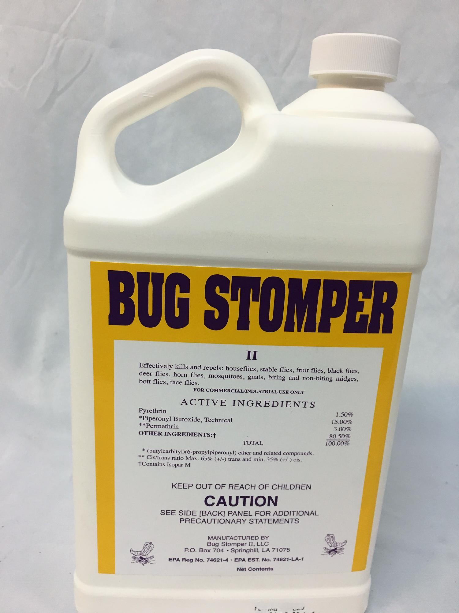 Bug Stomper 55 Gal Refill (Concentrate)