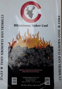 Bituminous Stoker Coal 40# bag