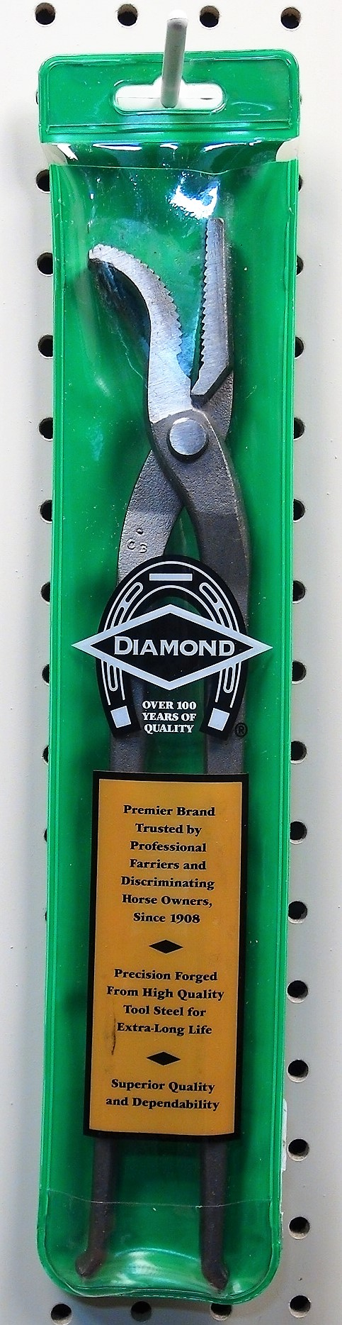 Diamond Clincher HC12
