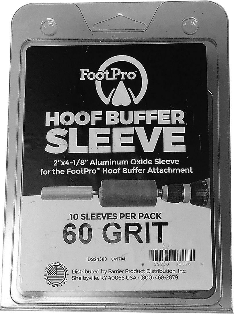 Hoof Buffer Sleeve 60 Grit