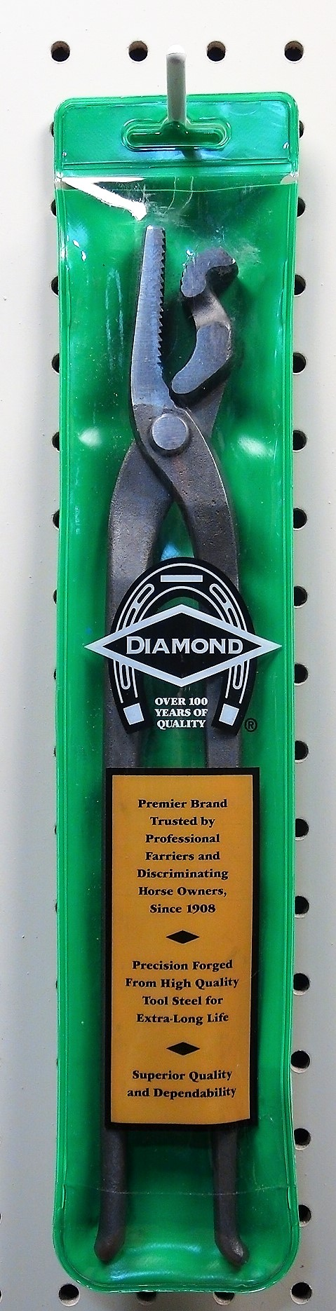 Diamond Clincher PC12