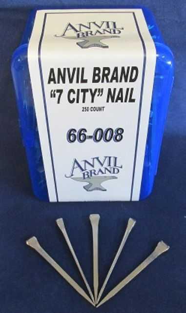 Anvil Brand CH 7 Nail (1# Box)