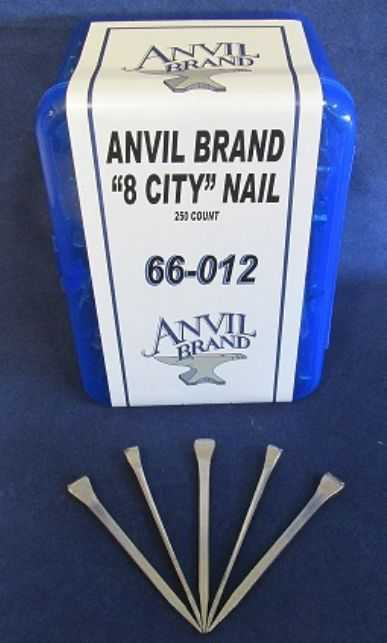 Anvil Brand CH 8 Nail (250 Ct)
