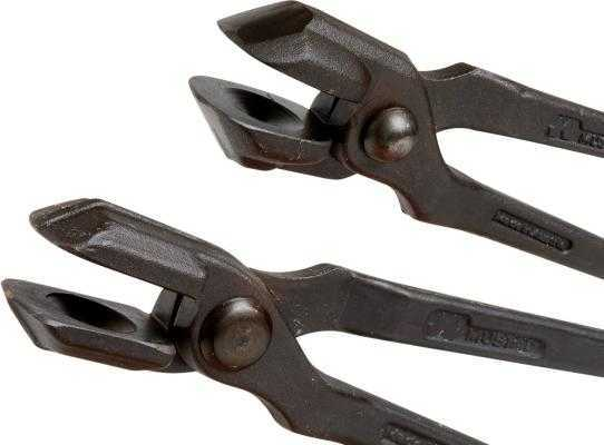 Mustad Fire Tongs 3/8""