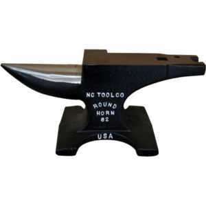 NC Round Horn 80 LB Anvil