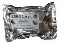 "Equicast Hoof Casting Material 3"" X 4"